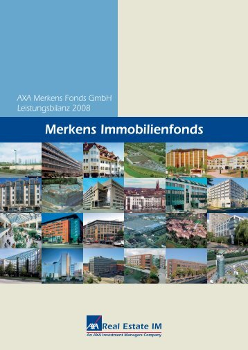 Merkens Immobilienfonds - Leistungsbilanzportal
