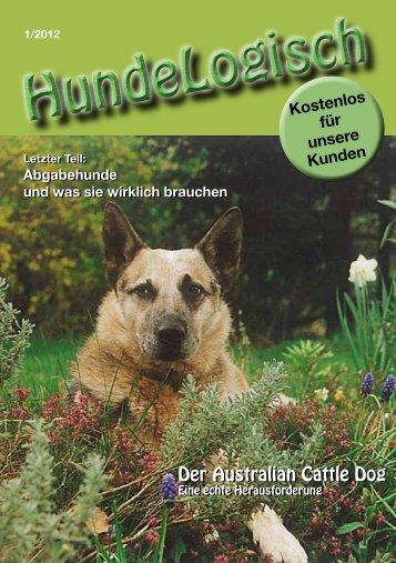 Heft 1/2012 - bei Hunde-logisch.de
