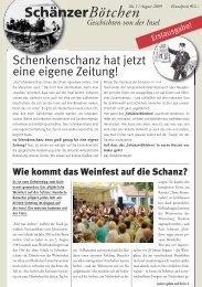 SchänzerBötchen - Kressin Agentur für Kommunikation
