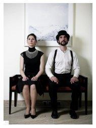 Zeitraum Magazin 10/11 / neu verliebt in Eleganz - Kathan Fashion
