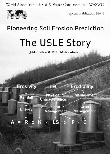 I. Pioneering Soil Erosion Prediction: The USLE Story - nifty