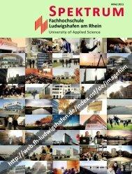 von Martin Selchers - Fachhochschule Ludwigshafen am Rhein