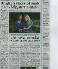 Reno Gazette-Journal - Whittemore Peterson Institute for Neuro ...