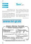 Neue Handball-Sponsoren - Turnverein Isselhorst v. 1894 eV - Seite 6