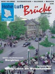 Neues Leben am Wendehammer - Redaktionsbüro Mark Bloemeke