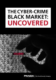 The Cyber-Crime Black Market: Uncovered - Press Panda Security