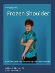Frozen Shoulder - Walter Reed National Military Medical Center