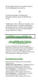 Einakter - Theaterverlag Arno Boas - Seite 3