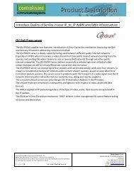 Product Description - Controlware GmbH