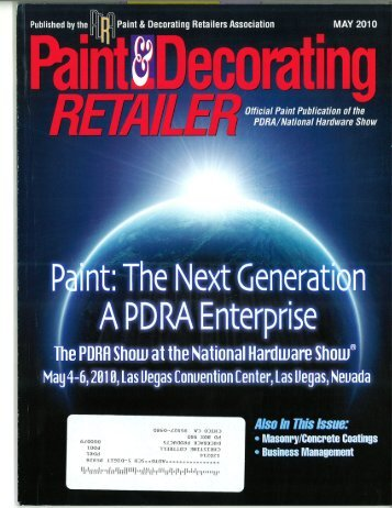 Paint & Decorating Retailer - Duckback Products
