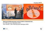 Kersten WPM NRW - NRW spart Energie