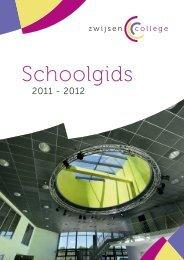 Schoolgids - Zwijsen College