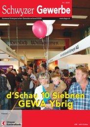W ohn- und Geschäftshaus Wiberg, Altendorf, 2. Etappe - Kantonal ...