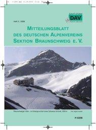 Schuh- und Schlüsseldienst - Deutscher Alpenverein Sektion ...