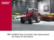 ISO 11783 Task Controller - Vector