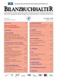 böb journal 34 - Bundesverband der Österreichischen ...
