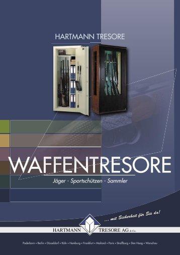 WT KAtalog 2006_2.Auflage.indd - Hartmann Tresore