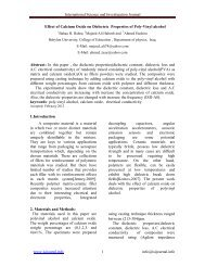 International Science and Investigation Journal info@isijournal.info l ...