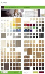 The Colour Match Collection 2009–2012 - WBP Trading