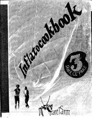 Inflatocookbook - Let's Re-Make!