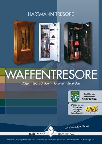 Exclusive Line - Hartmann Tresore