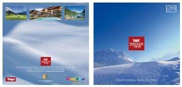 ZugspitZarena ehrwald tirol - Hotel Tirolerhof
