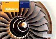 Nachhaltigkeitsbericht Balance 2007 - Econsense