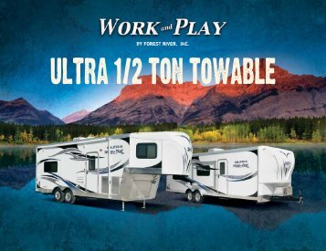 ULTRA 1/2 ton TOWABLE - Sauders Camping