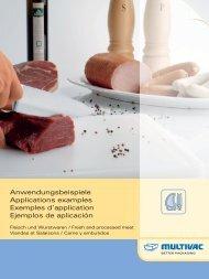 Fleisch und Wurstwaren (5 MB) - Multivac