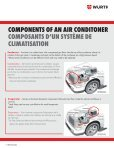 VEHICLE AIR CONDITIONING SOLUTIONS ... - Wurth Canada - Page 4