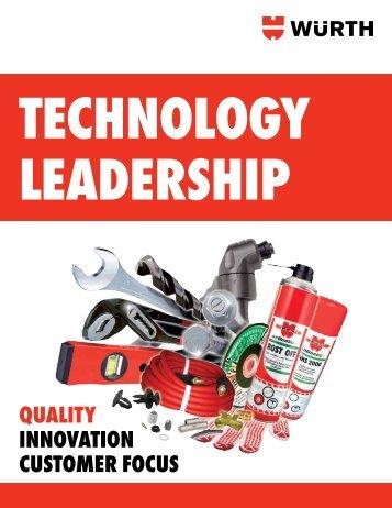 Technology Leadership - Wurth Canada