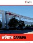 Technology Leadership - Wurth Canada - Page 7