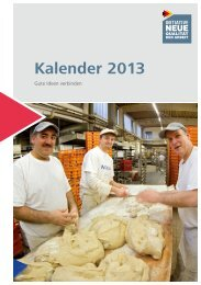 Kalender 2013 - Gute Ideen verbinden - INQA