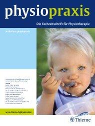 physiopraxis - Hauptstadtkongress Medizin und Gesundheit