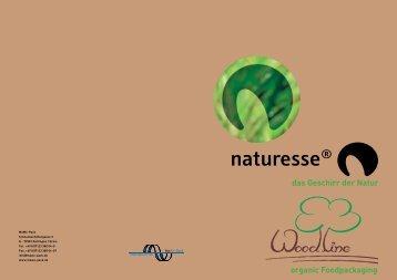 Katalog Woodline und Naturesse - MaWe-Pack