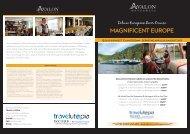 magnificent europe - Travel Utopia