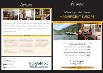 magnificent europe - Travel Utopia