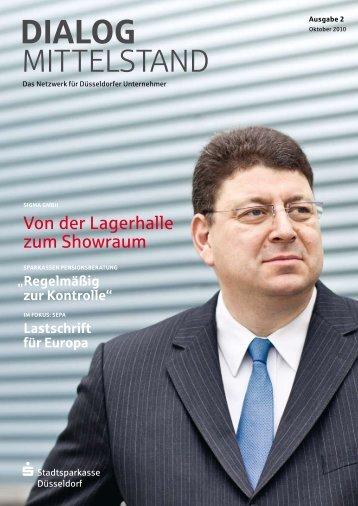 Kundenmagazin Dialog Mittelstand 02 2010 - Stadtsparkasse ...