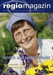 EWV regiomagazin September 2006 S. 1, 4-6 - Einkaufen auf dem ...