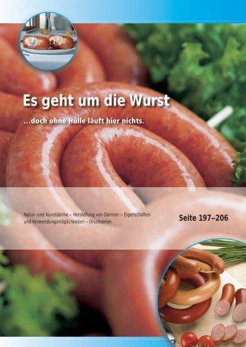 Es geht um die Wurst - Dagema export GmbH