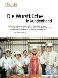 Die Wurstküche - Gemeinhardt AG