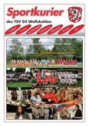 Sportkurier 3_09.indd - TSV 03 Wolfskehlen