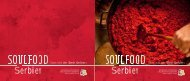 Soulfood Serbien - mas contour