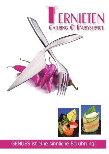 Fingerfood - Die Canape-Profis