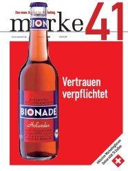 Vertrauen verpflichtet - marke41