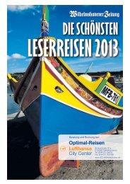 Aktuelle Ausgabe 2013