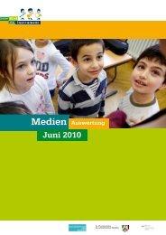 0_Pressespiegel Deckblatt Juni2010 - Jedem Kind ein Instrument