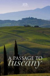 Download Brochure STB Guide to Tuscany - Società Terme e ...