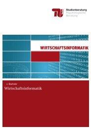 Studienganginfo (PDF, 1,7 MB) - Allgemeine Studienberatung an ...