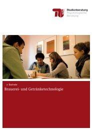 2012-02-22 Brauereitechnologie - TU Berlin